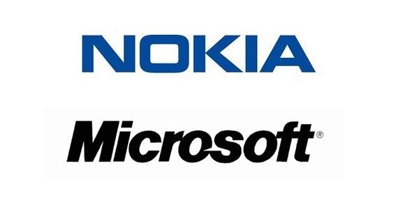 Nokia Microsoft Logos