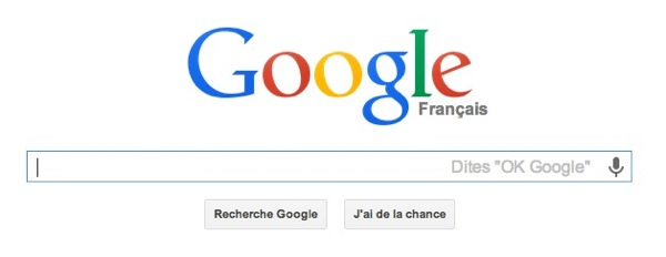 Google Recherche OK Google