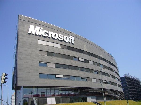 Microsoft Batiment