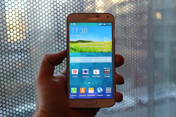Fuite Galaxy S5 2