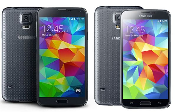 Goophone S5 Galaxy S5