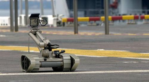 Packbot irobot