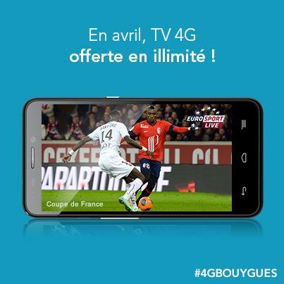 Bouygues Telecom TV Illimite Avril 2014