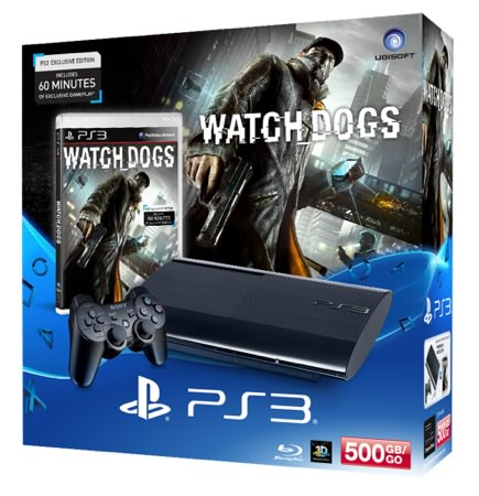 Pack PlayStation 3 Watch Dogs