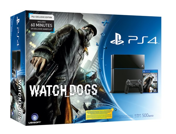 Pack PlayStation 4 Watch Dogs