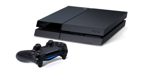 PlayStation 4 et Manette