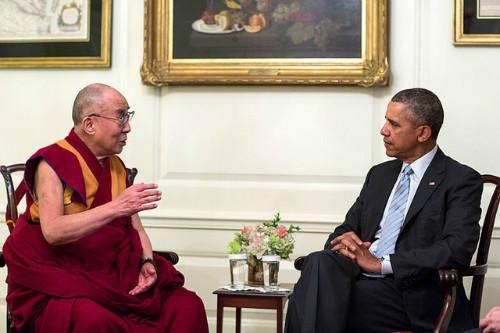 dalai lama barack obama