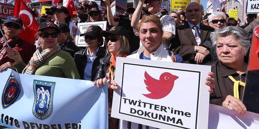 manifestation turquie twitter