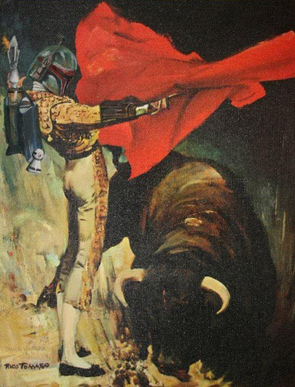 peinture star wars-4