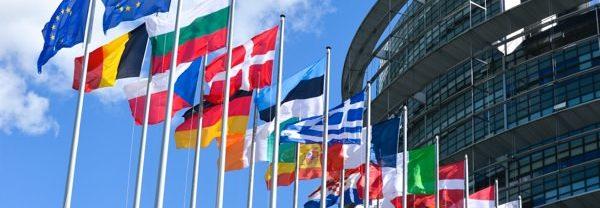 Drapeaux Pays Europe