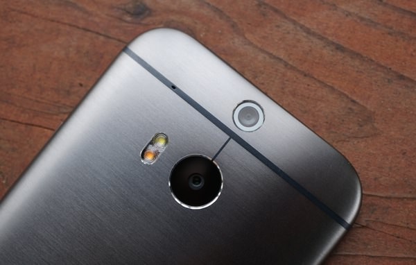 HTC One M8 Arriere Double Appareils Photo