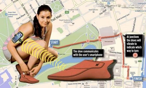 Lechal-Shoe