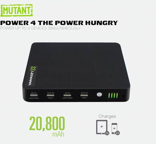 Mutant-batterie