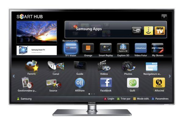 Samsung-Smart TV- App