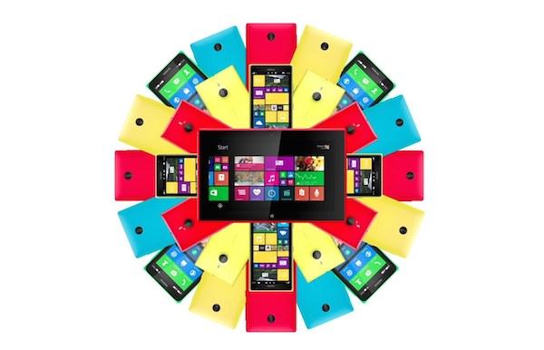 Smartphones Tablettes Nokia Microsoft Lumia