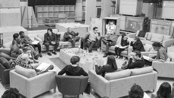 Star Wars Episode 7 Casting
