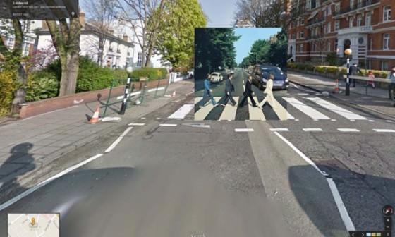 Street-View-Beattles