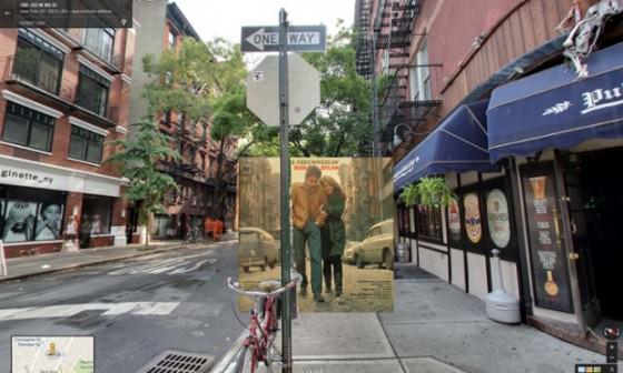 Street-View-BobDylan