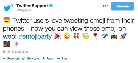 Twitter.com Emoji
