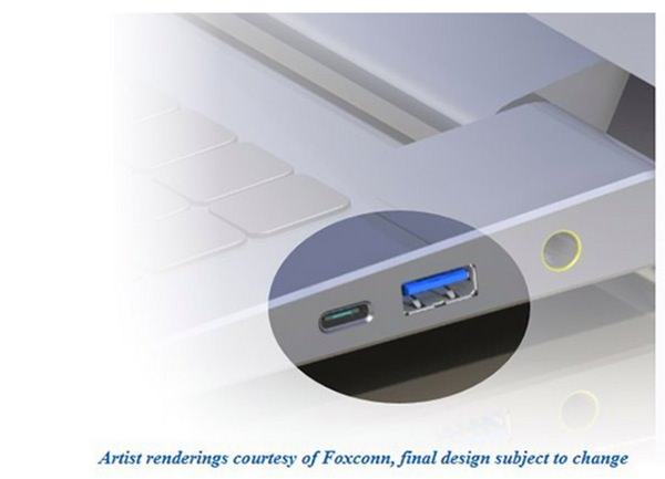 USB Type-C Premier Rendu 2