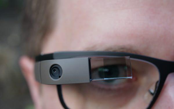 Google Glass et Monture