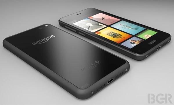 Smartphone Amazon Fuite