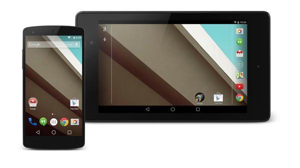 Android L Nexus