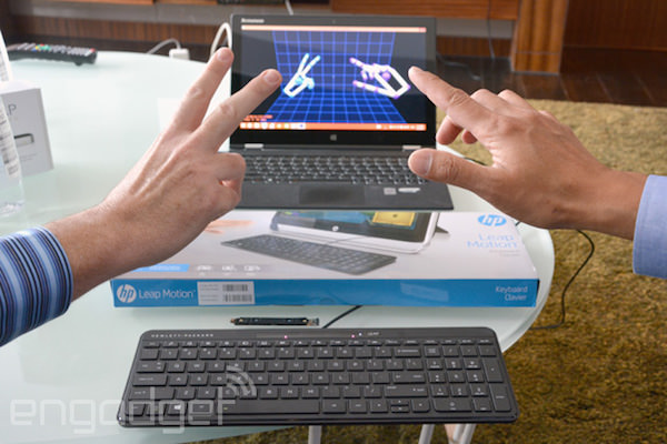 Leap-Motion-HP-keyboard