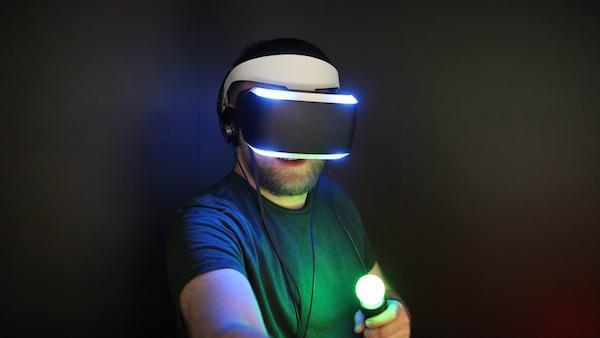 Projet Morpheus Sony Casque Realite Virtuelle