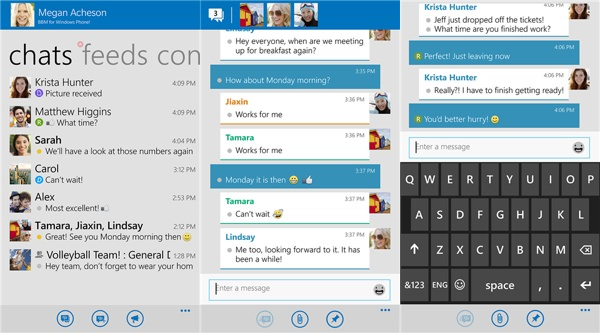 BBM Windows Phone