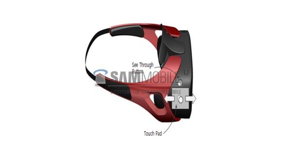 Fuite Gear VR