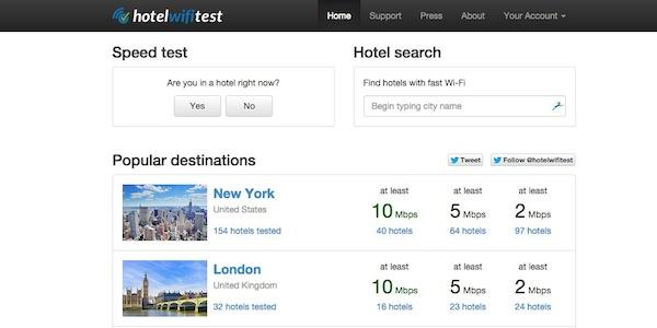 Hotelwifitest.com
