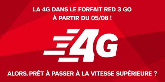 SFR 4G RED 8 Aout