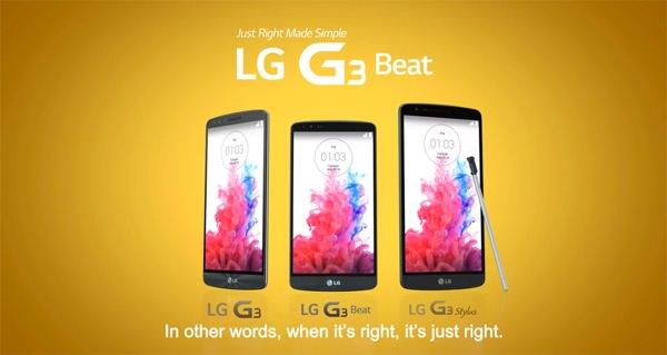 Fuite LG G3 Stylus