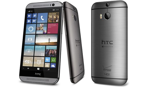 HTC One M8 Windows Phone Officiel 2