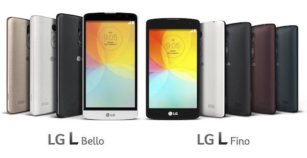LG L Fino L Bello