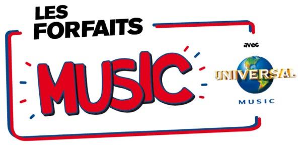 La Poste Mobile Forfait Music