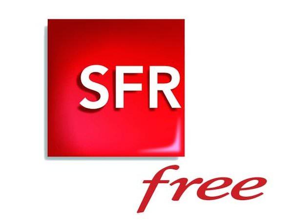 SFR Free Logos