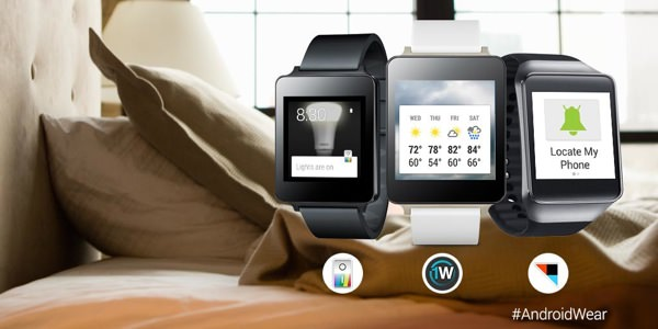 Android Wear Montres