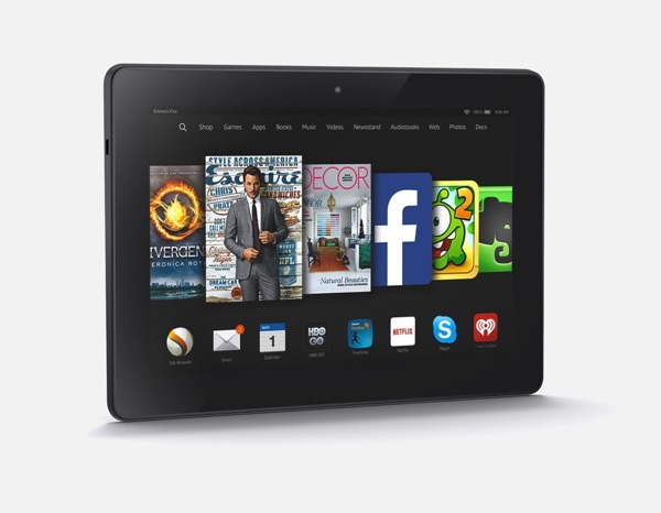 Kindle Fire HDX 8,9 Pouces