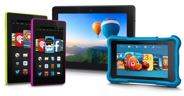 Nouveaux Kindle Fire HD HDX Kids Edition