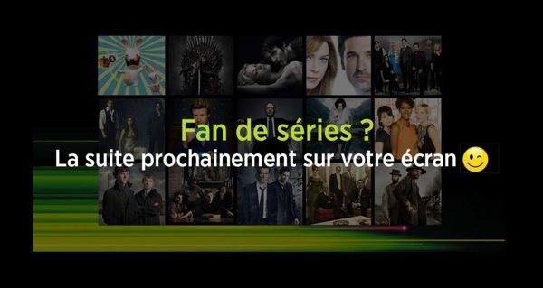 SerieFlix Numericable Teaser