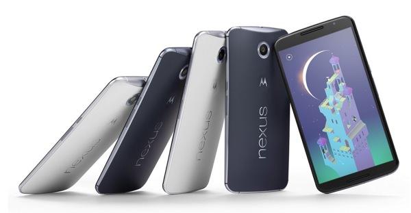 Nexus 6 Officiel