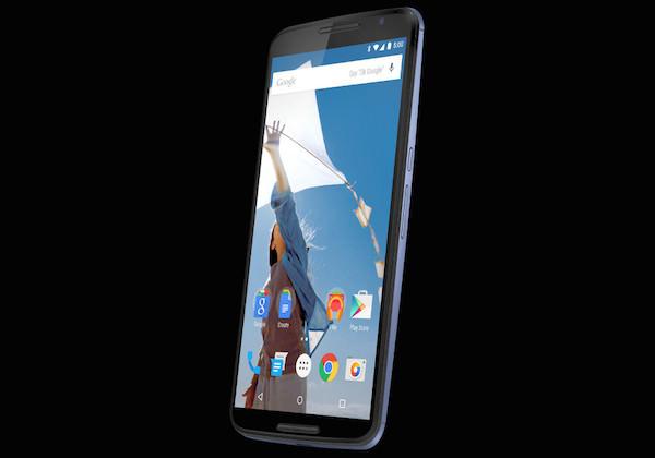 Nexus 6 Rendu Evleaks