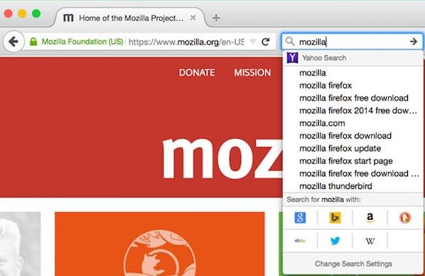 Firefox Nouvelle Recherche Enrichie
