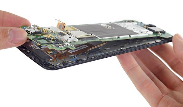 Nexus 6 Demontage