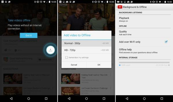 YouTube Musik Key Telecharger Video