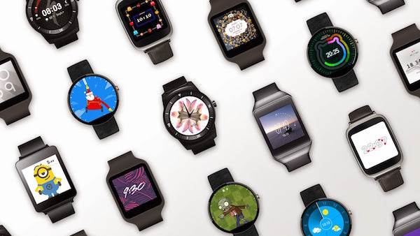 Android Wear Cadrans Personnalises