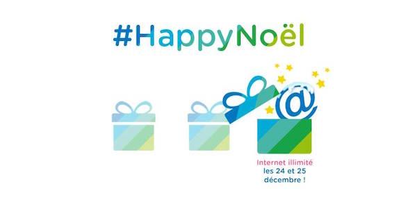 Bouygues Telecom Internet Illimite Noel 2014
