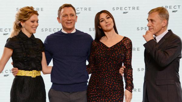 James Bond Spectre Casting